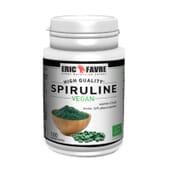 Spiruline Vegan Bio 100 Tabs de Eric Favre Sport