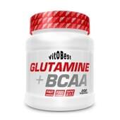 Glutamine + BCAA Triplecaps 200 Unds da Vitobest