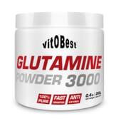 Glutamine Powder 3000 200g de Vitobest