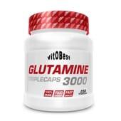 Glutamine 3000 Triplecaps 200 Uds de Vitobest