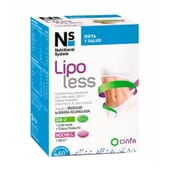 NS Lipoless 60 Tabs de Ns