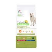 Natural Sensitive Plus Cão Adulto Medium-Maxi Coelho 12 Kg da Trainer