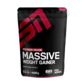 Massive Weight Gainer 4000g de ESN