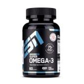 Super Omega-3 60 Pérolas da ESN