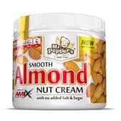 Smooth Almond Nut Cream 300g de Amix Nutrition