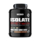 Isolate Whey 100 CFM 908g da Weider