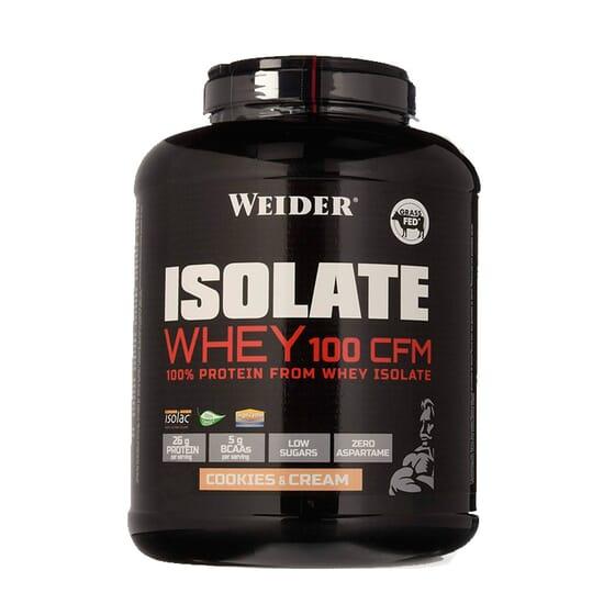 Isolate Whey 100 Cfm 908 g de Weider