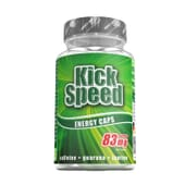 Kick Speed Energy Caps 60 Caps de Best Body Nutrition