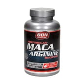 Testobolan Maca Arginine Booster 100 Caps de Best Body Nutrition
