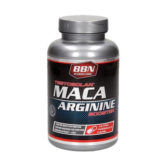 Testobolan Maca Arginine Booster 100 Caps da Best Body Nutrition