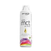 100% MCT Oil 5000 500 ml de Best Body Nutrition