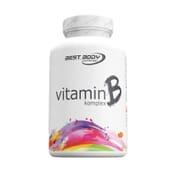Vitamin B Complex 100 Caps de Best Body Nutrition