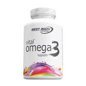 Vita Omega 3 120 Caps da Best Body Nutrition
