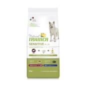 Natural Sensitive Plus Cão Adulto Medium & Maxi Cavalo E Arroz 12 Kg da Trainer