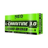 L-Carnitine 3.0 20 Viales de 10 ml de Neo ProLine