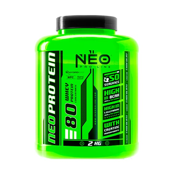Neo Protein 80 2000 g de Neo ProLine