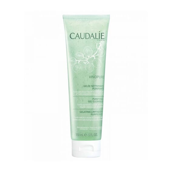 Vinopure Gelatina de Limpeza Purificante 150 ml da Caudalie