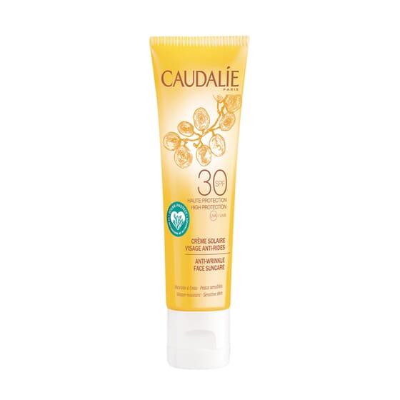 Crème Solaire Visage Anti-Rides SPF30 50 ml de Caudalie