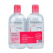 Bioderma Sensibio H2O Solução Micelar Pack Duplo 2 x 500 ml da Bioderma