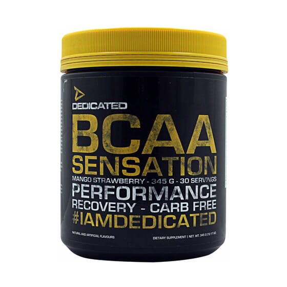 Bcaa Sensation 345g de DEDICATED NUTRITION