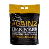 Gainz 4000g de DEDICATED NUTRITION