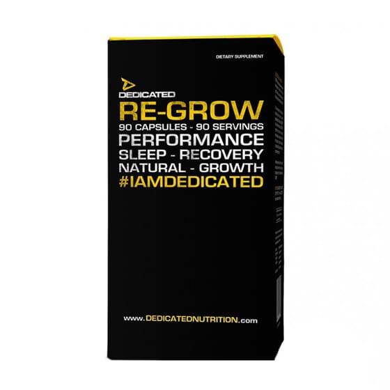 Re-Grow 90 Caps de DEDICATED NUTRITION