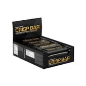 Crisp Bar 15 x 55g de DEDICATED NUTRITION