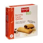 Barra de Cacau Quinoa 6 x 30g da Germinal Eco Bio