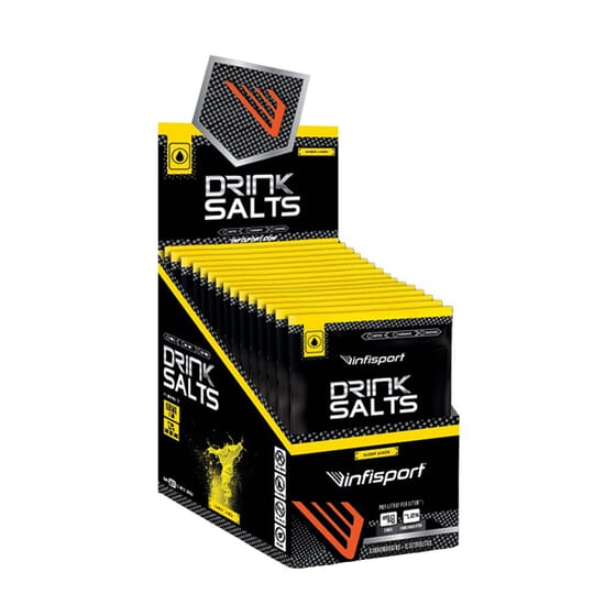 Drink Salts 15 x 40g de Infisport