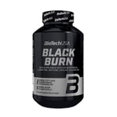 Black Burn 90 Caps de Biotech Usa