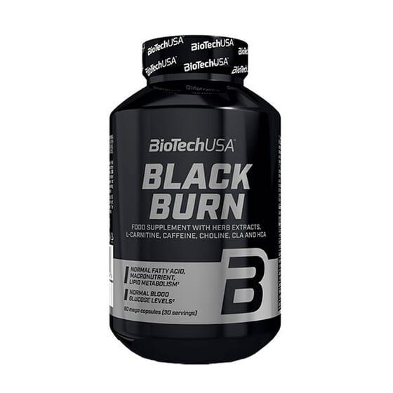 Black Burn 90 Caps de Biotech Usa