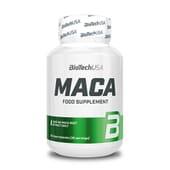 Maca 60 Caps de Biotech USA