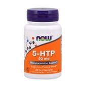 5-Htp 50 mg 30 VCaps de Now Foods