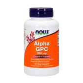 Alpha GPC 300 mg 60 VCaps de Now Foods