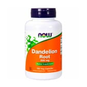 Dandelion Root 500 mg 100 VCaps de Now Foods