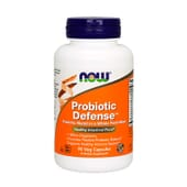 Probiotic Defense 90 VCaps de Now Foods