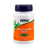 Estratto di Saw Palmetto 160 mg 60 Softgels 60 Softgels di Now Foods