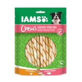 Chews Sticks Masticables Pollo Cerdo 190g de Iams