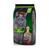 Pienso Gato Adulto Cordero 2 Kg de Leonardo