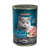 Comida Húmeda Para Gato Rico En Pescado De Mar 400g de Leonardo