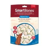 Snack Mini Dental 8 Uds de Smartbones