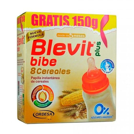 Blevit Plus Bibe 8 Cereales 600g + Gratis 150g de Blevit