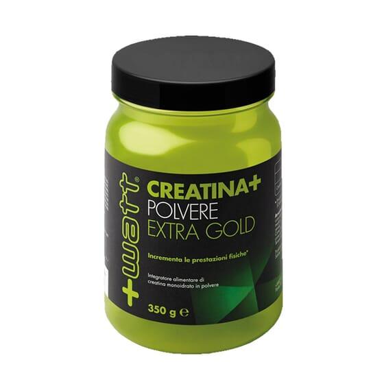 Creatina+ Polvere Extra Gold 350g de +Watt