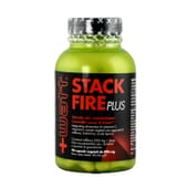Stack Fire Plus 90 Caps de +Watt