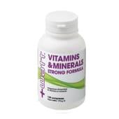 Vitamins & Minerals Strong Formula 120 Tabs da +Watt