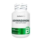 Ashwangandha 60 Caps de Biotech USA