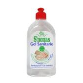 Gel Hidroalcohólico para Manos 500 ml de S'Nonas
