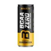 Bcaa Zero Amino Energy Drink 330 ml de Biotech USA