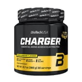 Ulisses Series Charger 360g de Biotech USA