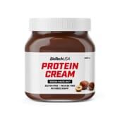 Protein Cream 400g de Biotech USA